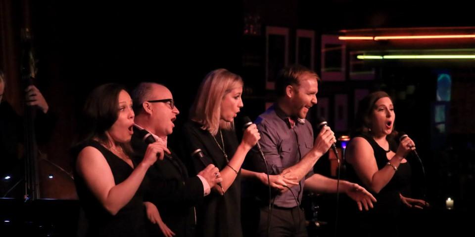 M5 at Birdland Jazz Party, September 16, 2015